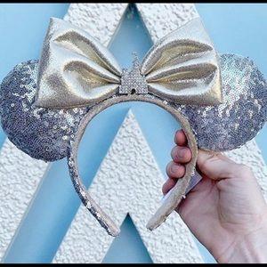 Cinderella Castles Minnie Ears